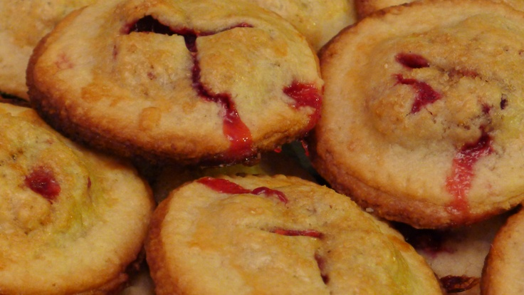 cranberry hand pies | Mmm, Recipes | Pinterest