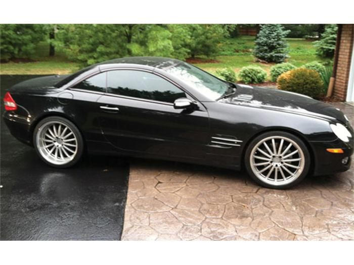 mercedes benz sl500 2007 mercedes benz pinterest