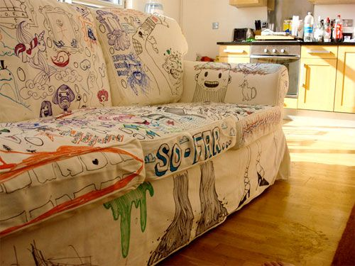 Art Couch