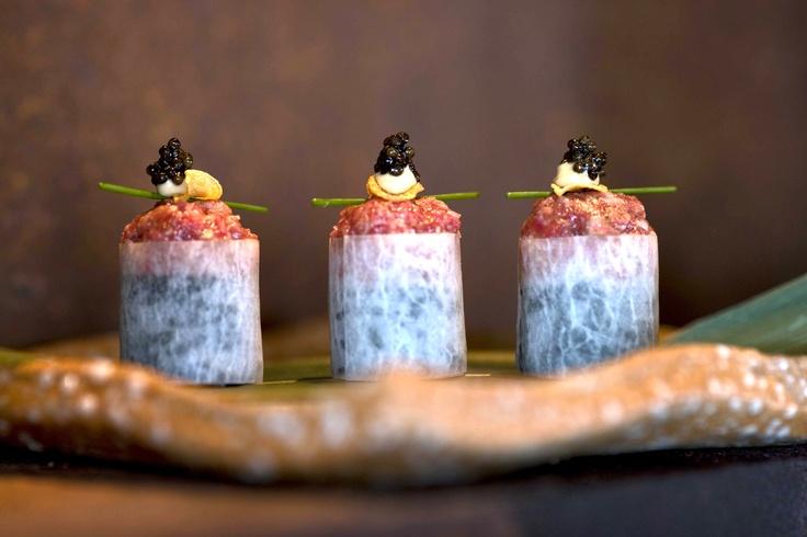 Wagyu Beef Gunkan | SuSa | Pinterest