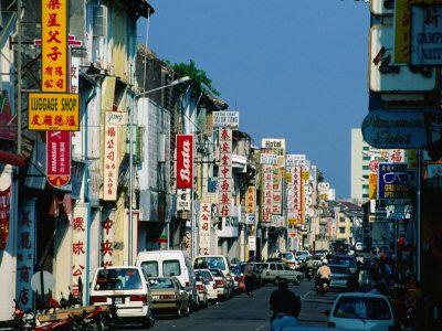 George Town Penang Malaysia Penang Pinterest