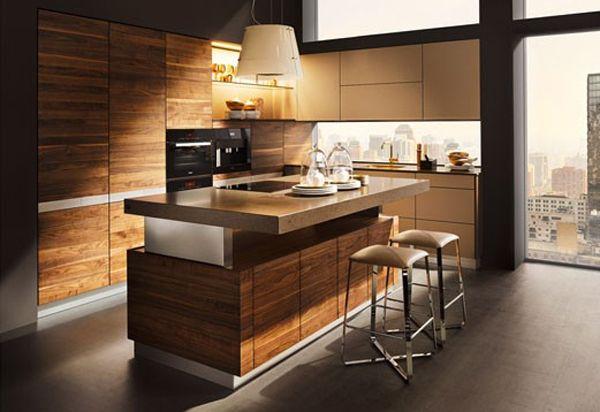 K7 wood kitchen design ideas homemydesign pinterest