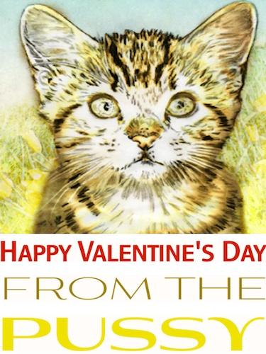 greetings valentine's day