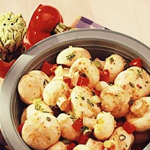 Easy Marinated Mushrooms | Recipe