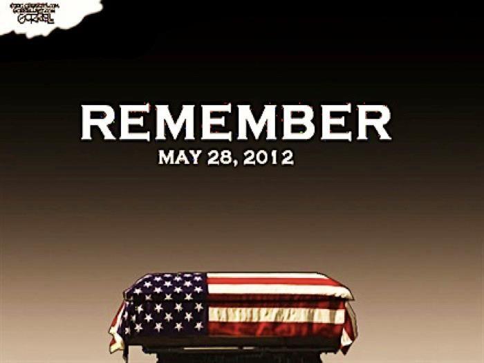 memorial day history esl
