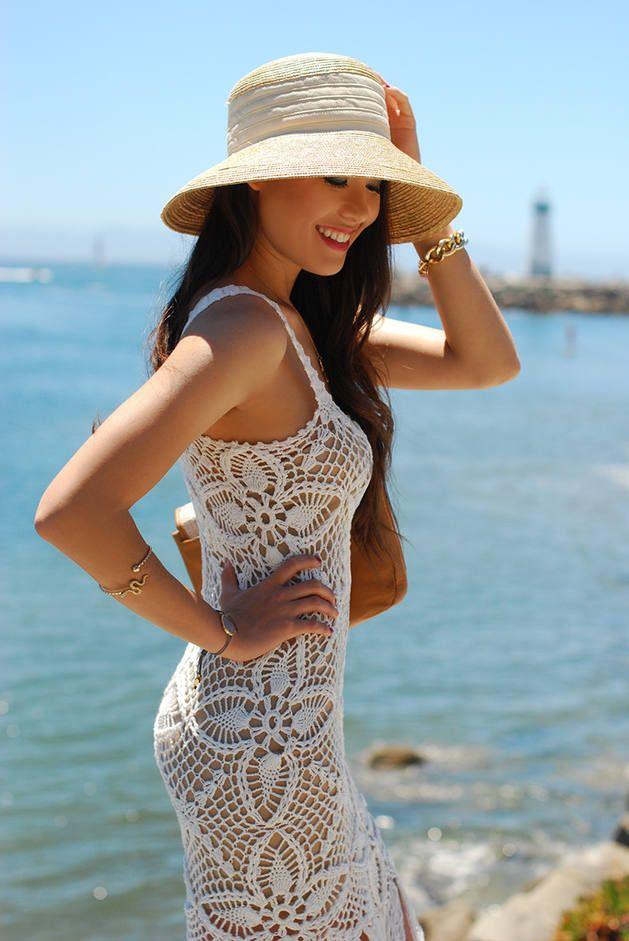 very pretty .... Crushing On Crochet        ♪ ♪ ... #inspiration_crochet #diy GB