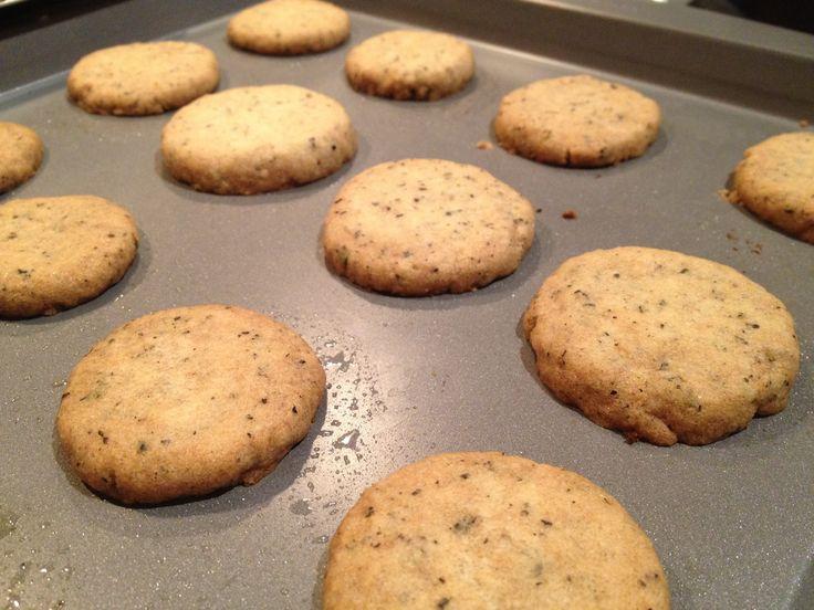 How to Bake Earl Grey Tea Cookies | Recipe