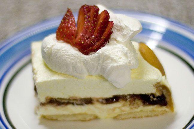 Lemon-Raspberry mousse squares | Baking | Pinterest