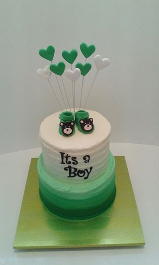 Baby shower cake auckland $249