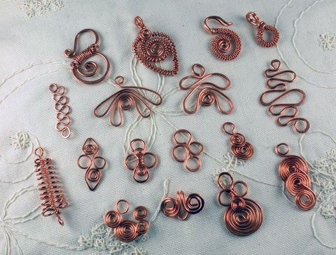 Wire links