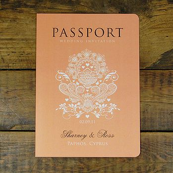 Wedding Invitation Booklet is great invitation template