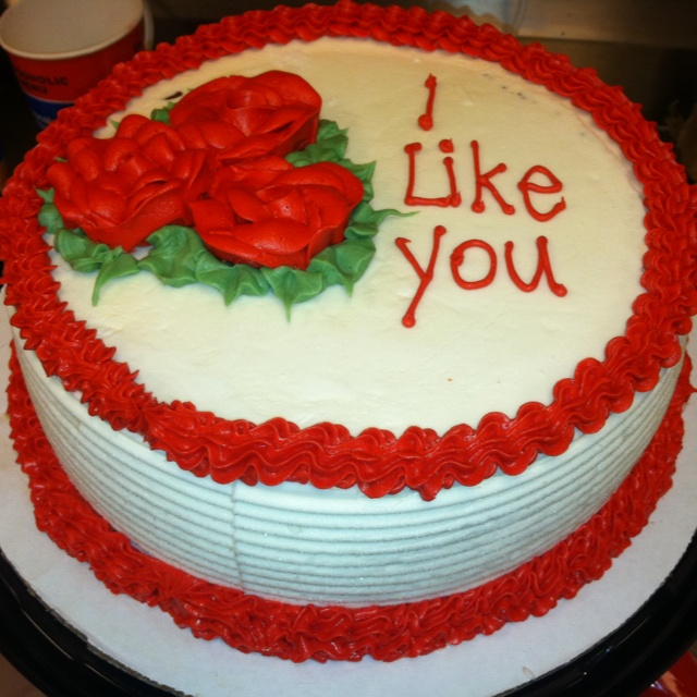 valentines day cake decorating ideas