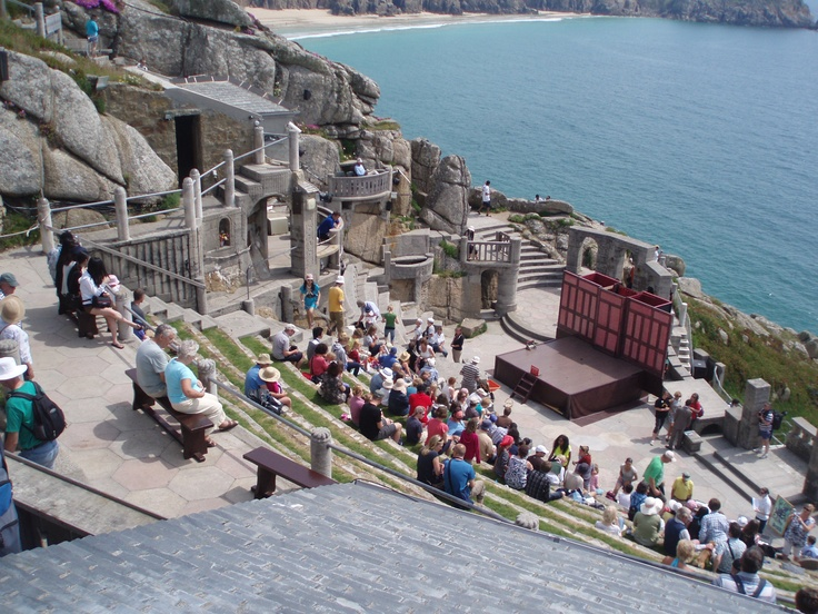 Minack Theatre, Cornwall | Been there, loved that!! | Pinterest