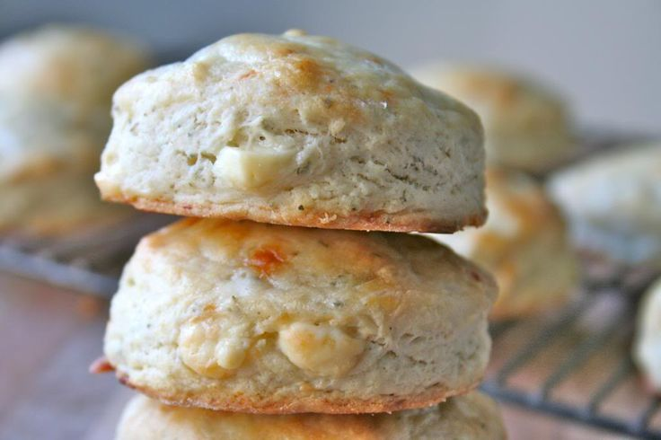 Blue Cheese Biscuits to try | Culinary Concoctions | Pinterest