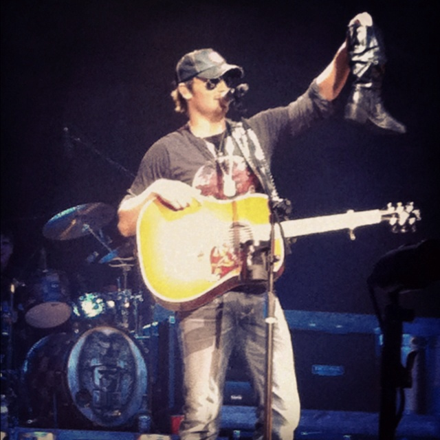 eric church these boots idols