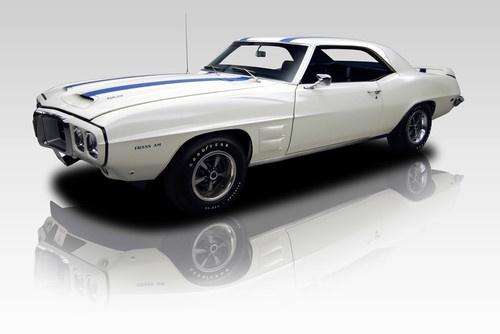 Pontiac : Firebird Trans Am