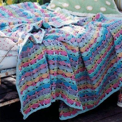 Crochet Patterns Rowan : Rowan Picnic Blanket (Free) Crochet Patterns Pinterest