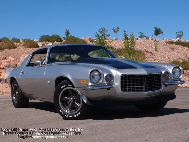 1972 Chevrolet Camaro Rs Viva Las Vegas Autos Pinterest
