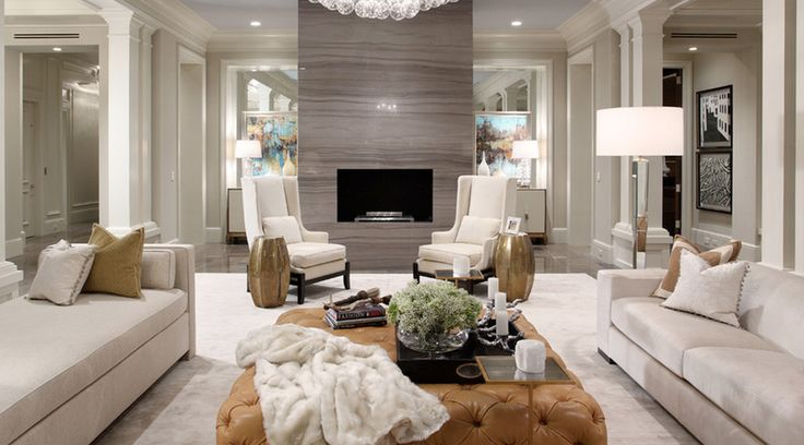 Marble Slab Fireplace Living Rooms Pinterest