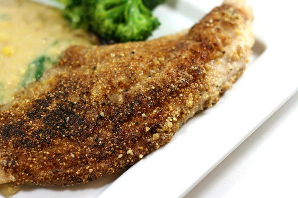 Pecan-Crusted Catfish | FOOD | Pinterest