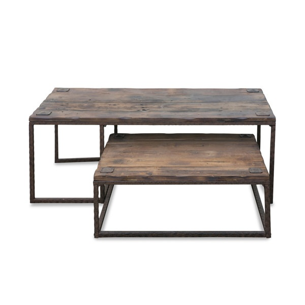Simple Coffee Table E Pinterest