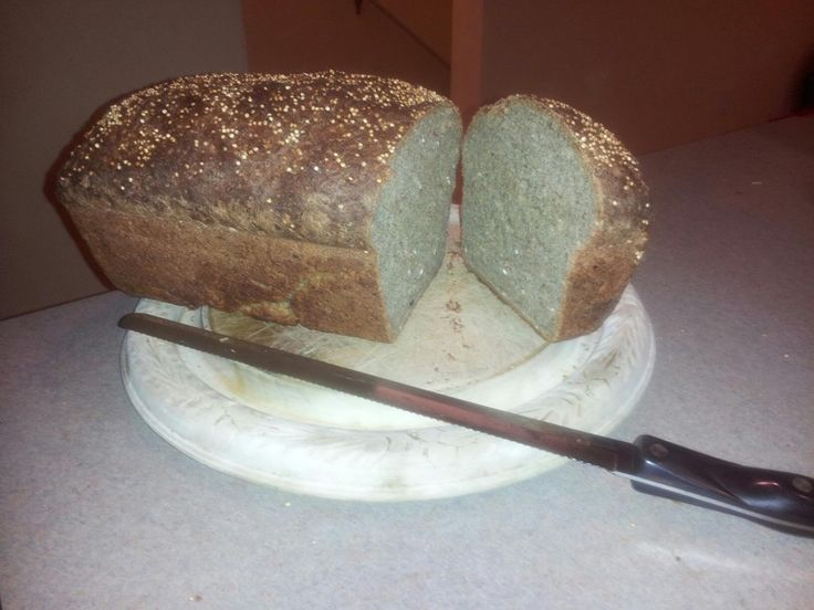 Found on dinnerintervention comBuckwheat Bread Recipes