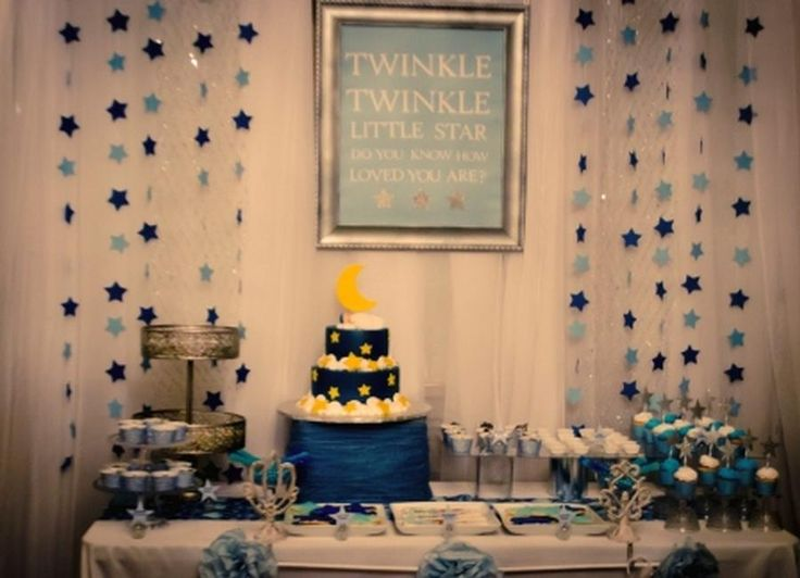 twinkle twinkle little star baby shower pinterest