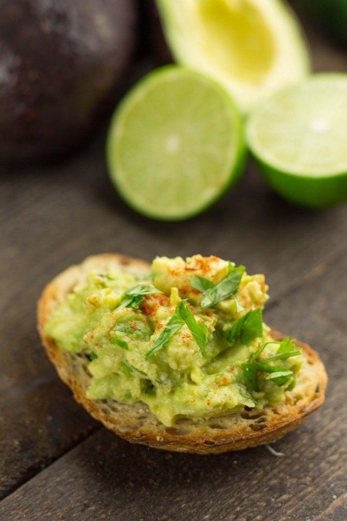 Spicy Guacamole Hummus » The Table