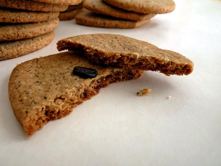 Coffee Walnut Cookies | Cookies | Pinterest