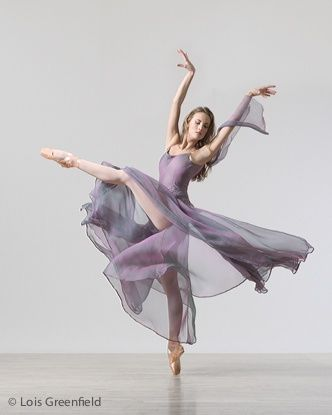 New York City Ballet dancers -