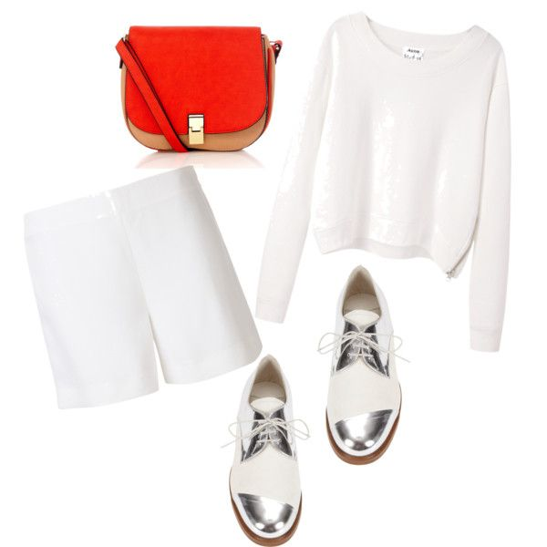 """""""White 2"""" by brainstylist on Polyvore"""