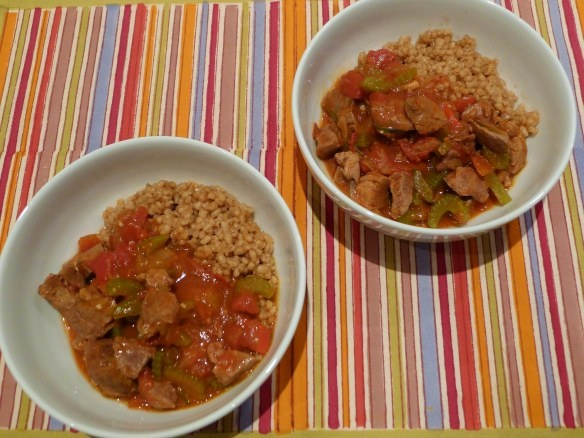 Slow cooked spicy lamb with pearl barley | Recipes | Pinterest