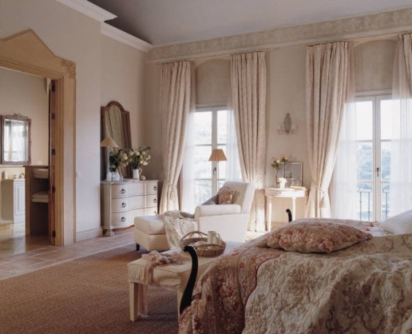 Country French Master Bedroom Home Decorating And Inspiration Pi