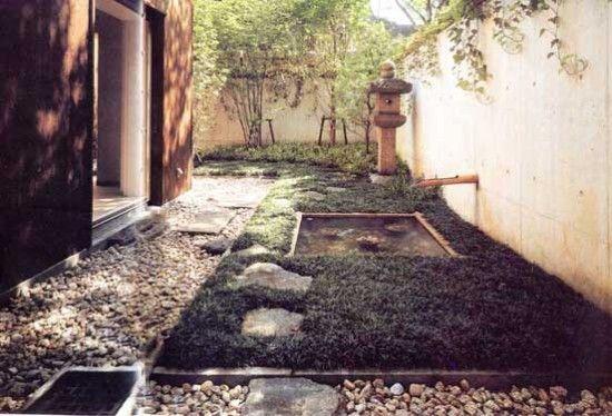 jardines japoneses modernos  Diseño de interiores  Sweet home