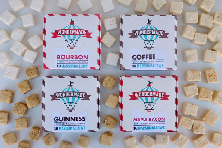 bourbon guinness and maple bacon marshmallows definitely need to ...