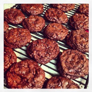 fudge cookie - gluten free Recipe -- my fav recipe.
