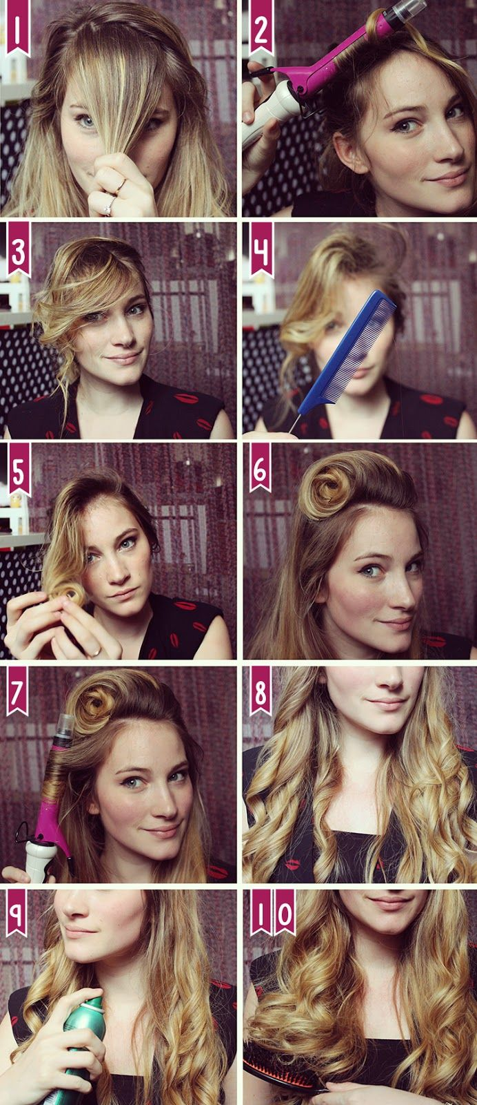 ... on Pinup ?  ♥ Tiboudnezs Make up & beauty tips ♥  Pinterest