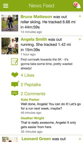 best walk tracking app iphone