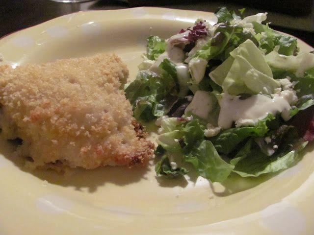 The Girly Girl Cooks: Crispy Yogurt Chicken