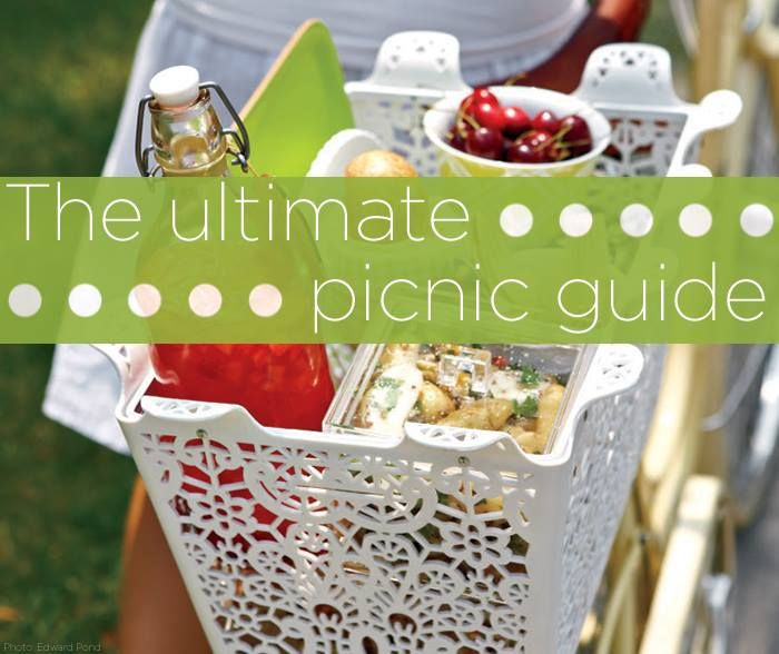 Summer recipes: Ultimate summer picnic guide {PHOTO: Edward Pond}