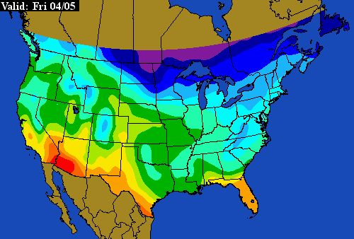 Pin by sarah franklin on garden pinterest for Soil temperature map
