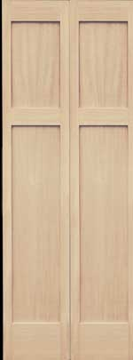 Another shaker bi fold closet door for the home pinterest - Shaker bifold closet doors ...