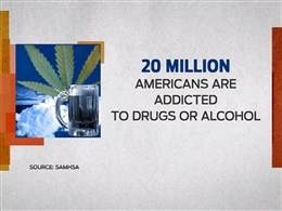 20 Million Americans are Addicted to Drugs or Alcohol--GOD HEAL OUR ...