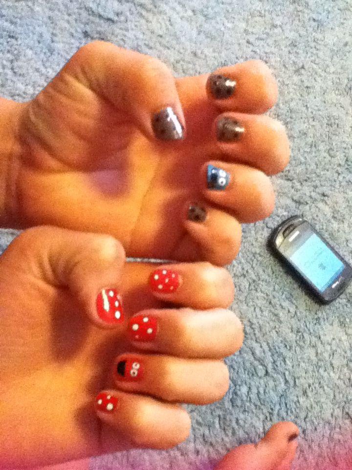 ... Nail Art Using Tape Nail Art Pinterest additionally Jamberry Nails. on