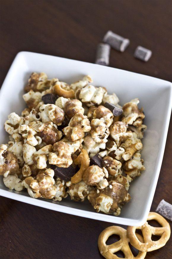 Chocolate Popcorn