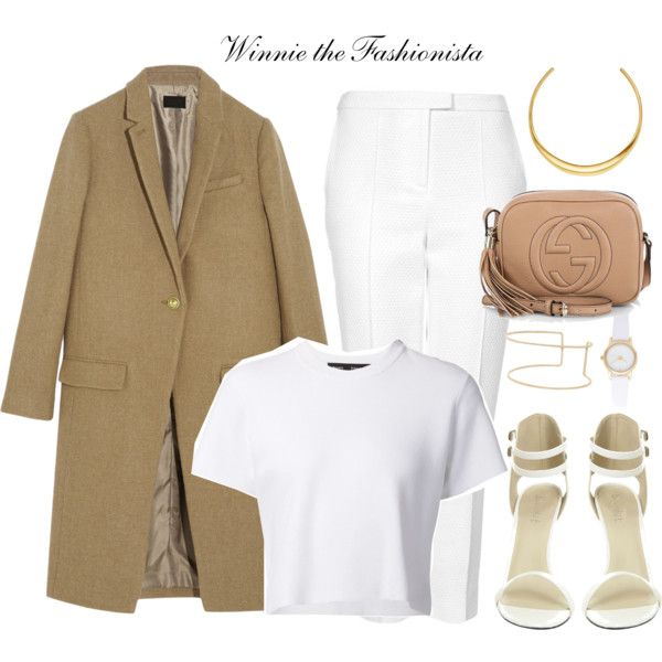 """THE MINIMALIST"" by winniethefashionista on Polyvore"