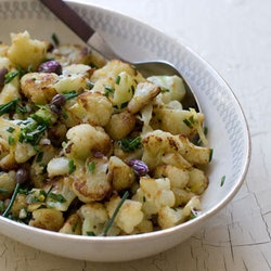 Simple Cauliflower — Punchfork | FOOD! (one of my favorite subjects ...