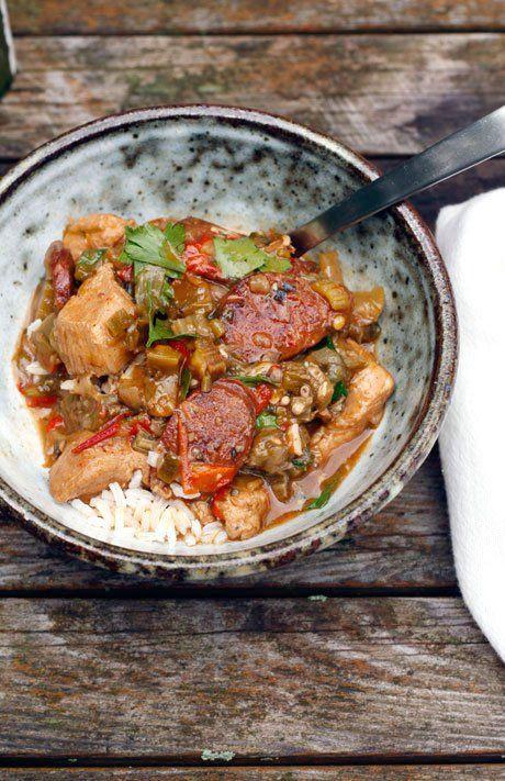 gumbo5-460-2 | Soup, Stews, Chili, Gumbo | Pinterest