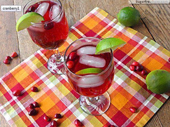 Pink Grapefruit - Pomegranate Pop. Cranberry Lime Spritzer. Watermelon ...