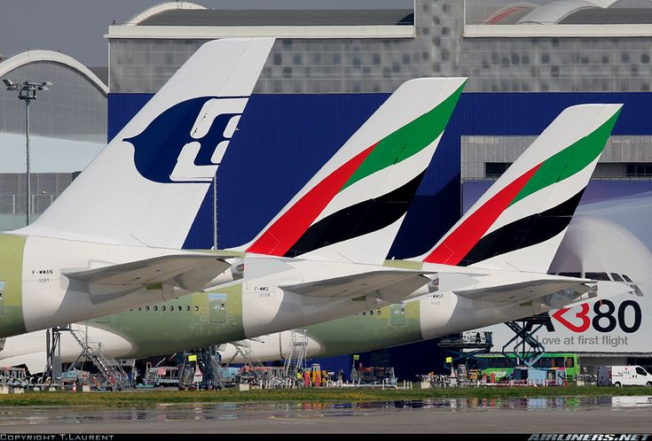 A 380 Factory in Toulouse.